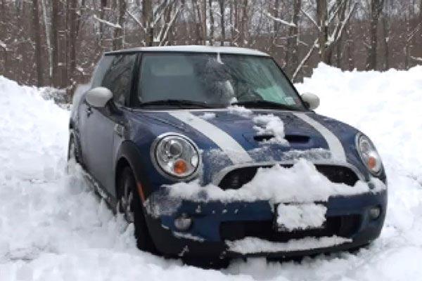 covercraft snow shield gone
