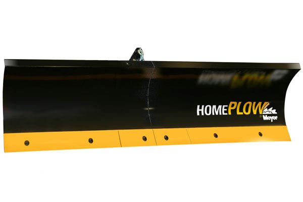 homeplow basic snow plow front