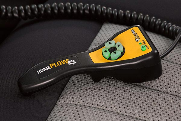 homeplow full hydraulic power angling snow plows 4way controller