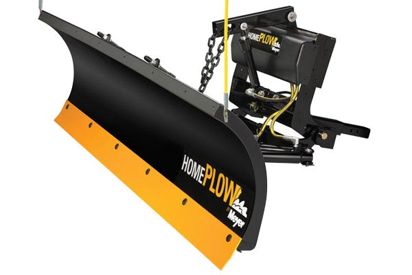 homeplow wireless auto angling snow plows hydraulic power unit