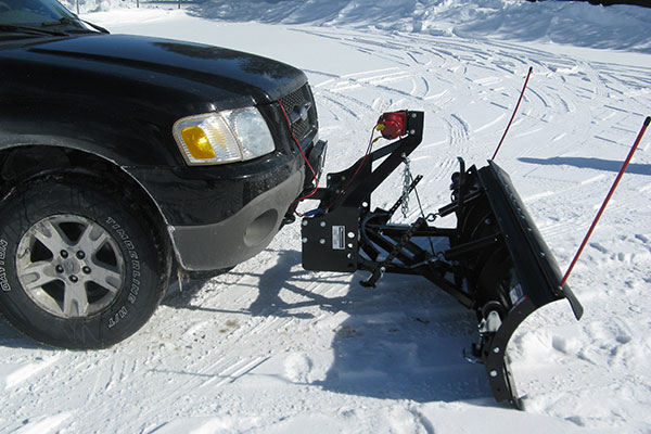snowbear personal snow plow lifestyle