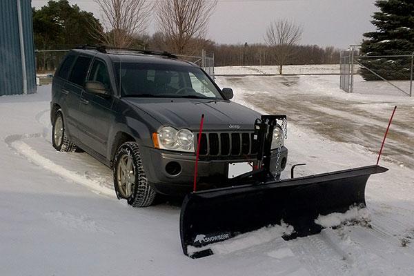 snowbear proshovel snow plow lifestyle