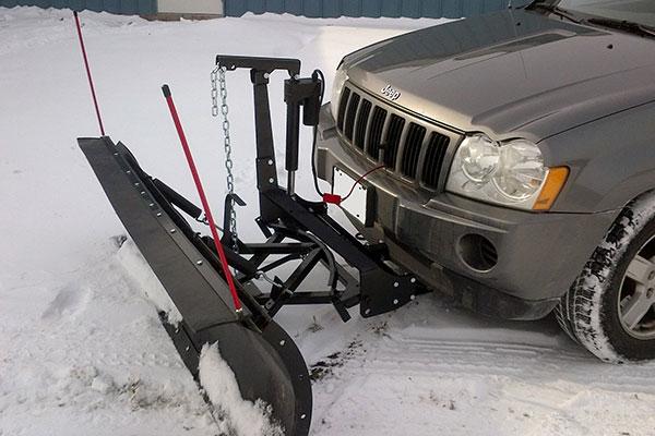 snowbear proshovel snow plow lifestyle2