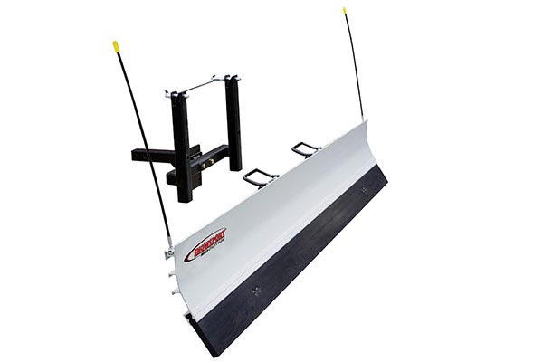 snowsport 180 utility snow plow plow and frame