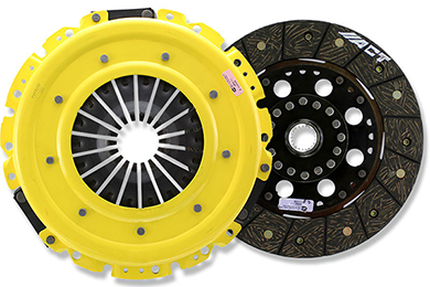 act heavy duty performace street rigid clutch kits sample