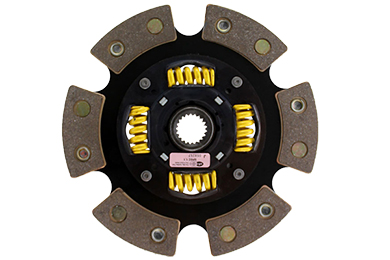act race clutch discs 6 pad sprung race disc sample