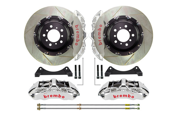 brembo gtr slotted big brake kit