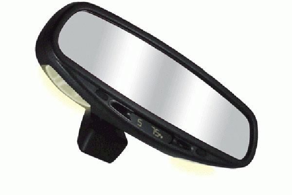 CIPA Mirrors 36500 Inside Rear View Mirror