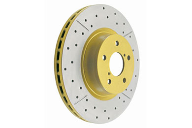 dba gold series rotors sample image