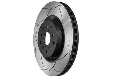 dba t2 slotted rotors sample image