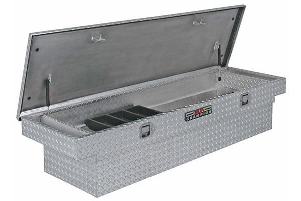delta champion single lid crossover toolbox polished