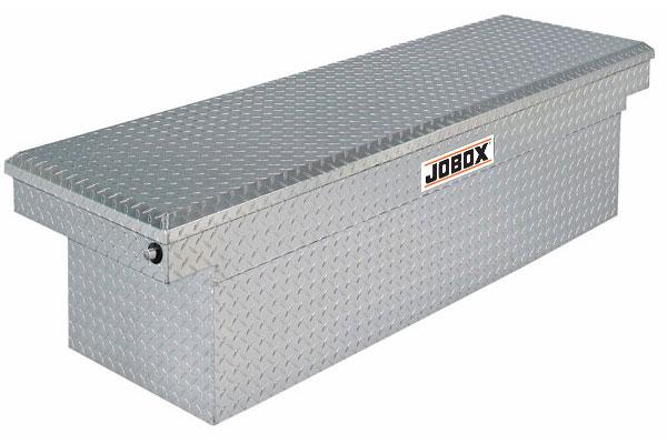 JOBOX Aluminum Single Lid Super Deep Crossover Toolbox PAC1585000 Delta Pro Aluminum Single Lid Super Deep Crossover 3304-2379419