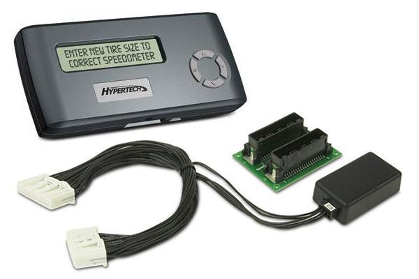 hypertech speedometer calibrator sample