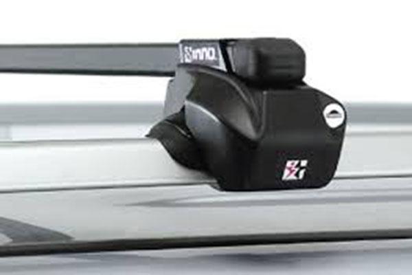 inno base rack system IN-FR black