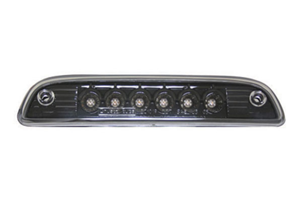 1 Piece IPCW LED3-3040DB Bermuda Black LED Third Brake Light