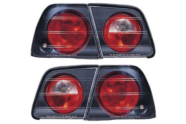 ipcw euro tail lights CWT-1107B2