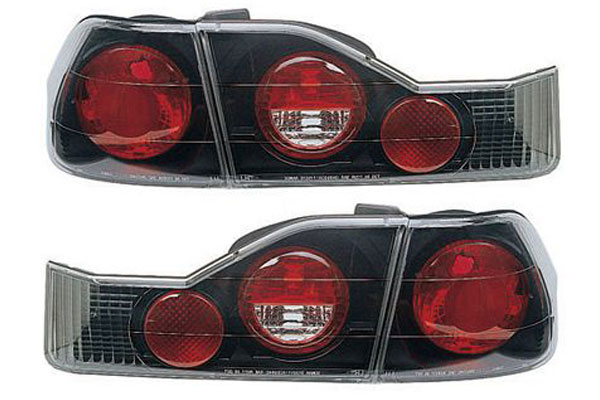 ipcw euro tail lights CWT-712B2