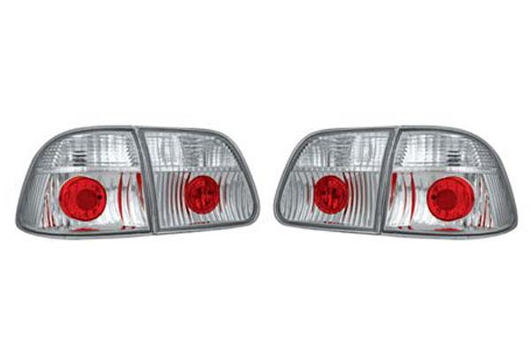 ipcw euro tail lights CWT-733C2