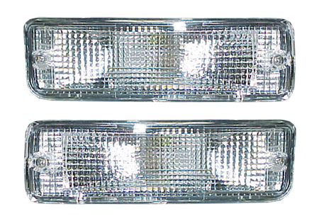 ipcw front bumper lights CWB-2004