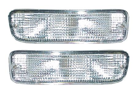 ipcw front bumper lights CWB-2010
