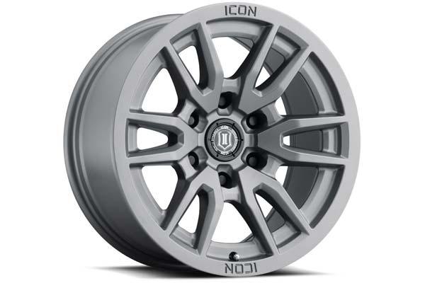 Icon Vector 6 Titanium