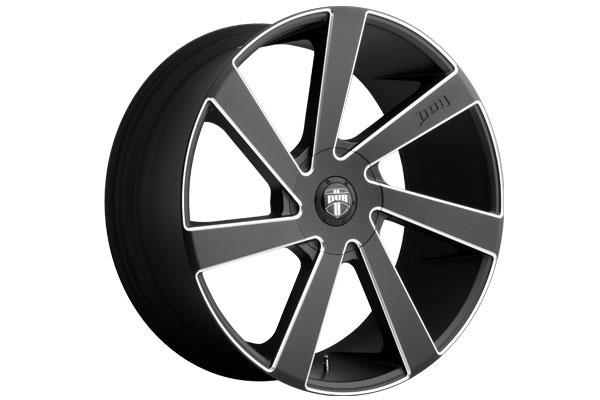 dub directa wheels black sample
