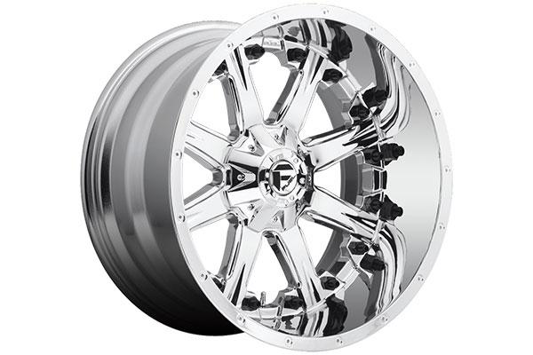 fuel nutz wheels chrome sample
