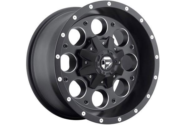 fuel revolver wheels matte sample
