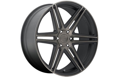 dub skillz wheels black machined sample