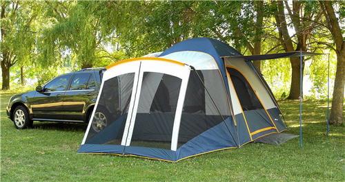napier SUV tent 83000 ... & Napier 83000 - Napier Sportz SUV u0026 Minivan Tents - FREE SHIPPING!