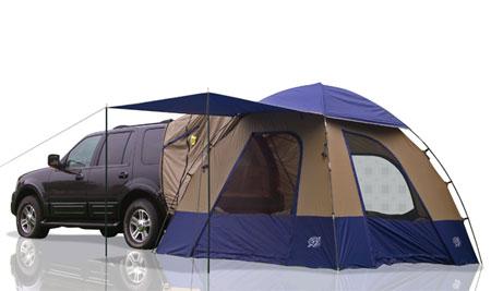 Free Shipping u2013 No Minimum Purchase  sc 1 st  AutoAnything & Napier 81000 - Napier Sportz SUV u0026 Minivan Tents - FREE SHIPPING!