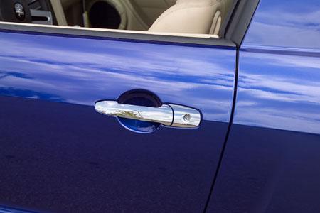 putco chrome door handle 400022