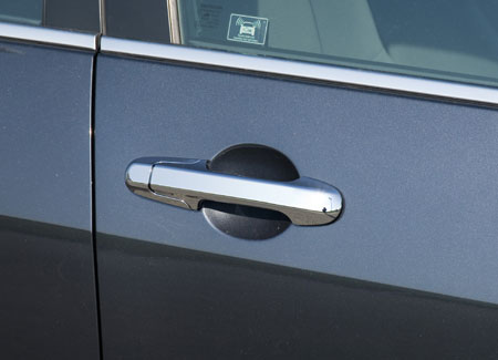 putco chrome door handle 401034