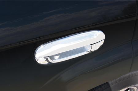 putco chrome door handle covers 400041