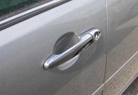 putco chrome door handle covers 400045