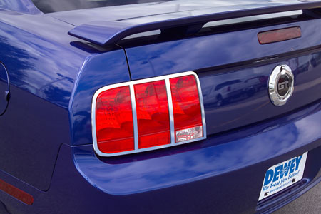 putco chrome taillight cover 400811