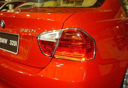 putco chrome taillight cover 400819