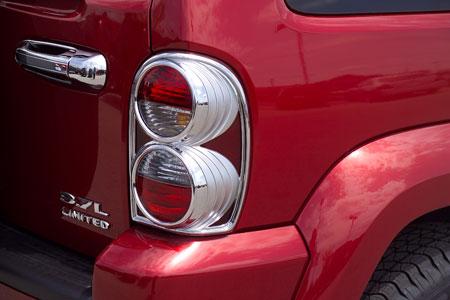 putco chrome taillight cover 402803