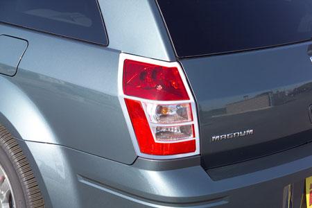 putco chrome taillight cover 402811