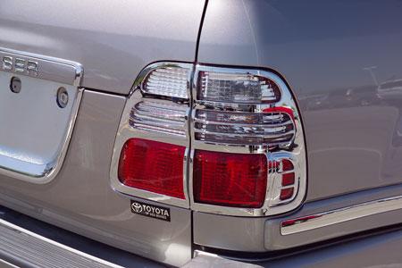 putco chrome taillight cover 403802