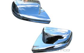 putco chrome mirror covers 400001 2