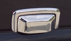 putco chrome tailgate handle 400018