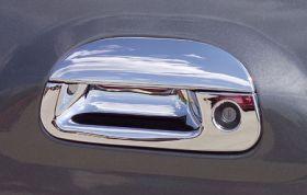 putco chrome tailgate handle 401017
