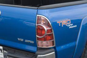 putco chrome taillight cover 403820