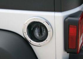putco fuel door covers 400938
