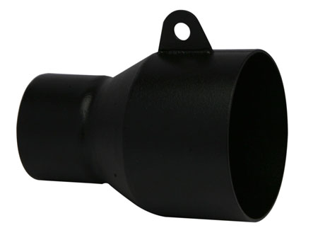 RBP Round Exhaust Tips 95006 Exhaust Tip Adaptors (Optional)