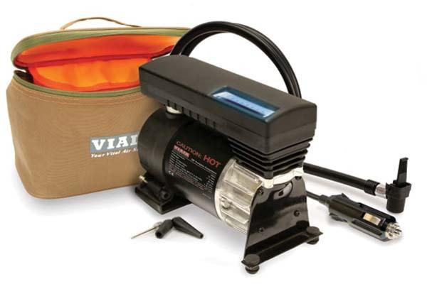 viair 78P portable air compressor sample