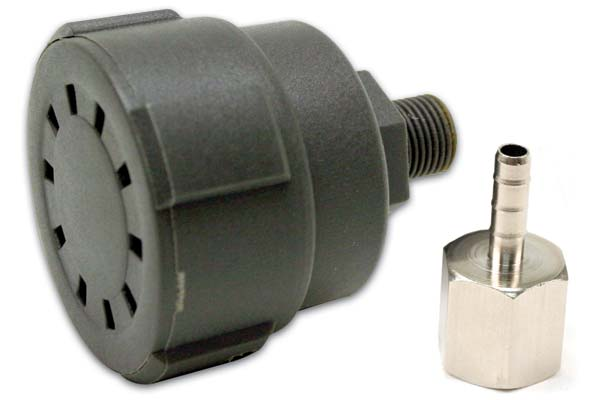 VIAIR Air Compressor Filter 92619 Remote Inlet 15688-6381070