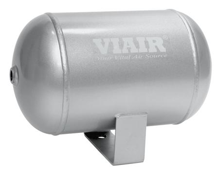 VIAIR Air Tanks 91014 ViAir 1.0 Gallon Air Tank 3203-2732682