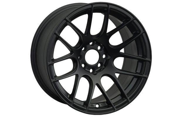 xxr 530 wheels flat black sample